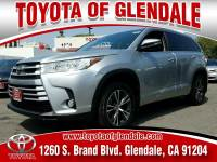 Used 2017 Toyota Highlander, Glendale, CA, , Toyota of Glendale Serving Los Angeles | 5TDBZRFH5HS364732