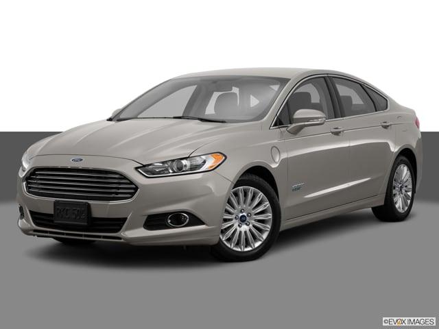 Photo 2015 Ford Fusion Energi SE Luxury Sedan 4