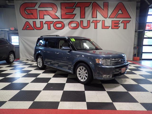 Photo 2010 Ford Flex SEL FWD AUTO 3.5L V6 POWER ALL ONLY 113K MILES