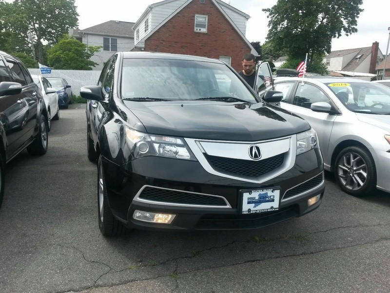 Photo Pre-Owned 2012 Acura MDX AWD 4dr LIFE TIME WARRANTY All Wheel Drive SUV