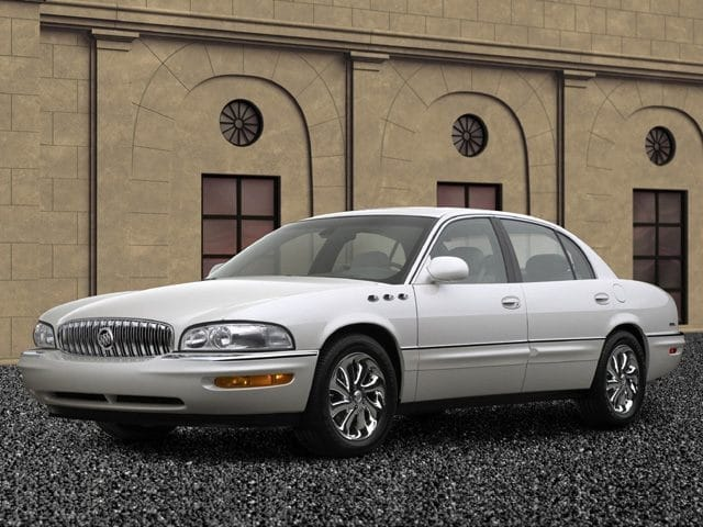 Photo Pre-Owned 2003 Buick Park Avenue Ultra in Schaumburg, IL, Near Palatine