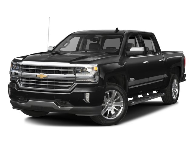 Photo Pre-Owned 2016 Chevrolet Silverado 1500 4WD Crew Cab 143.5 High Country Four Wheel Drive Short Bed