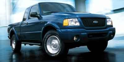 Photo Pre-Owned 2003 Ford Ranger 2dr Supercab 3.0L Edge Rear Wheel Drive Pickup Truck