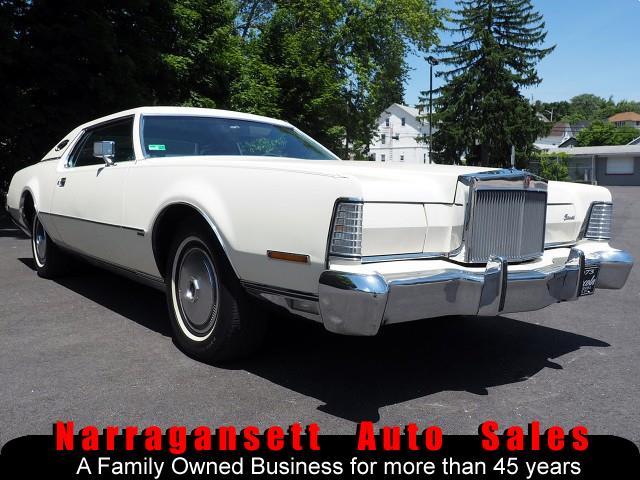 Photo 1973 Lincoln Continental Mark IV 26,000 Original Miles Like New
