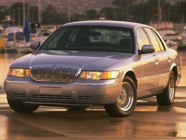 Photo Used 1999 Mercury Grand Marquis LS Sedan V8 215 hp in Red Hill, PA