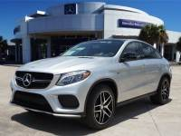 Certified Pre-Owned 2016 Mercedes-Benz GLE 450 AMG® AWD 4MATIC®