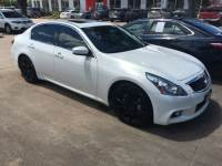 Pre-Owned 2012 INFINITI G37 Sport Sedan For Sale in Frisco TX
