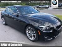 2018 BMW 430i Convertible 430i Convertible Rear-wheel Drive