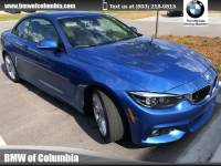 2018 BMW 4 Series 430i Convertible Rear-wheel Drive