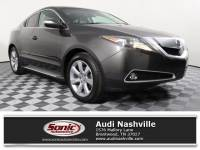 Used 2010 Acura ZDX Tech Pkg AWD 4dr SUV All-wheel Drive in Nashville