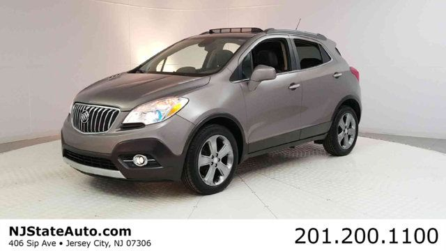 Photo 2013 Buick Encore FWD 4dr Leather