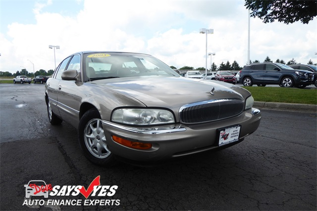 Photo Pre-Owned 2003 Buick Park Avenue Base FWD 4D Sedan