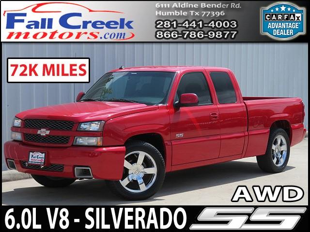 Photo 2003 Chevrolet Silverado 1500 SS Ext. Cab AWD