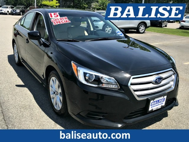 Photo Used 2015 Subaru Legacy 2.5i Premium for sale in West Springfield, MA