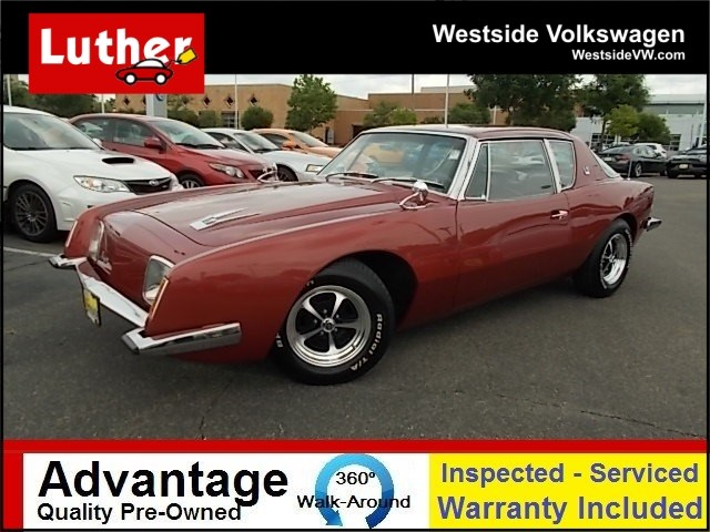 Photo 1964 Studebaker Avanti Grande Touring 2DR 4-Seat Coupe Other