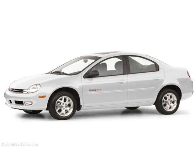 Photo 2000 Dodge Neon Sedan Front-wheel Drive