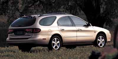 Photo Pre-Owned 2003 Ford Taurus SE STANDARD FLE FWD Station Wagon