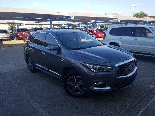 Photo 2017 INFINITI QX60 Base For Sale Near Fort Worth TX  DFW Used Car Dealer