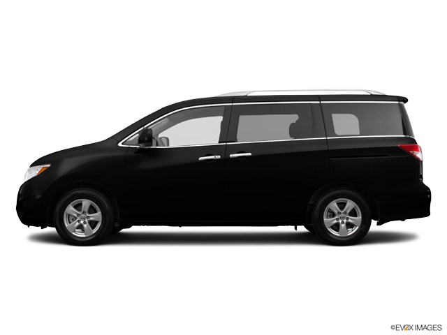 Photo Pre-Owned 2014 Nissan Quest 3.5 SL Van For Sale  Raleigh NC