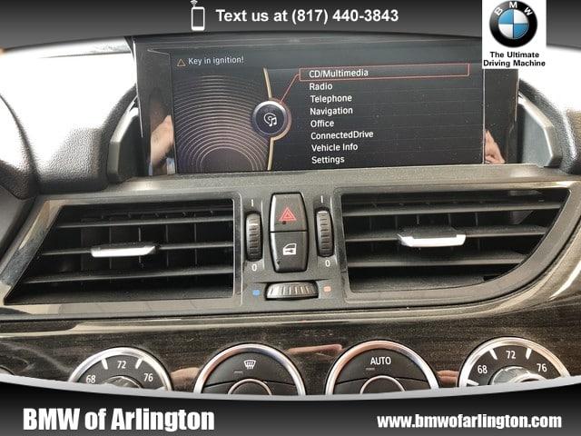 Photo Used 2016 BMW Z4 Rear-wheel Drive in Arlington