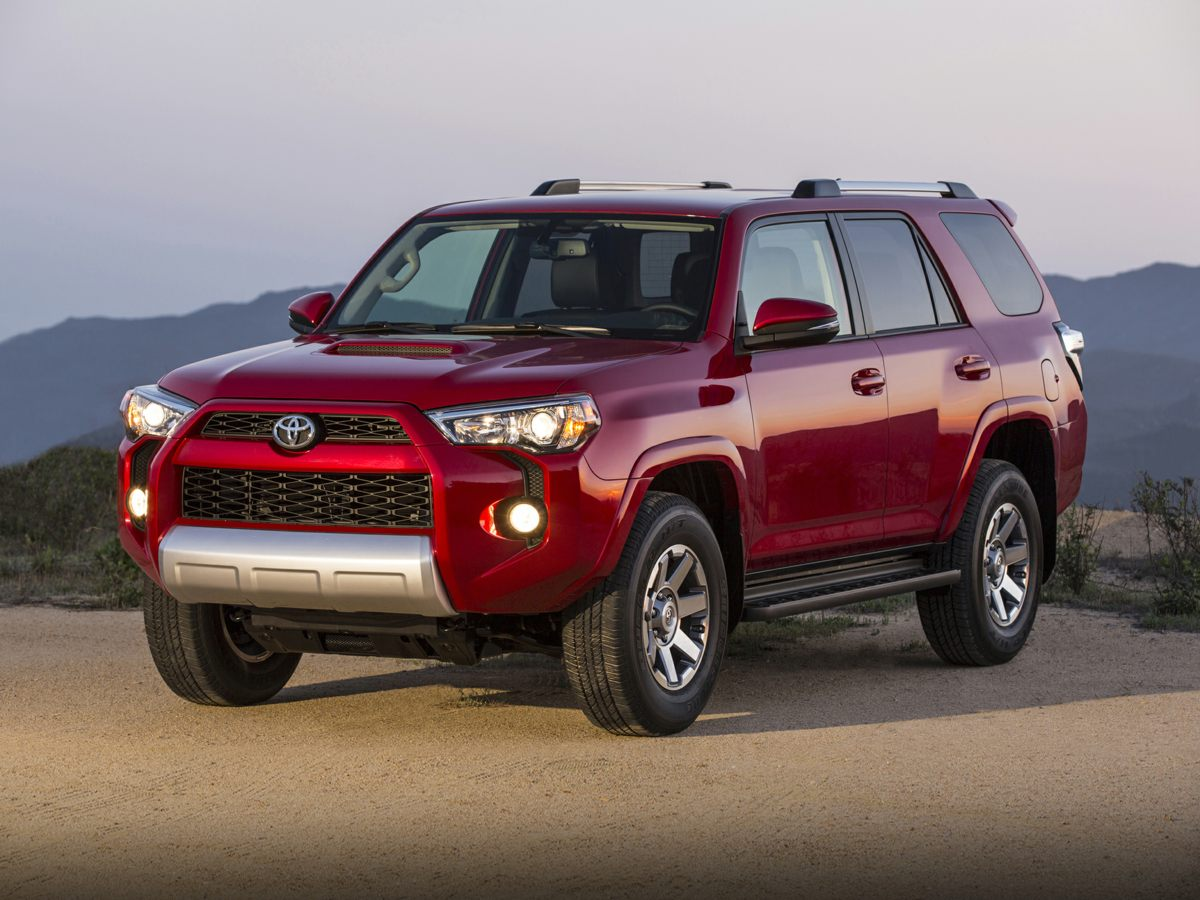 Photo Pre-Owned 2016 Toyota 4Runner in Little RockNorth Little Rock AR