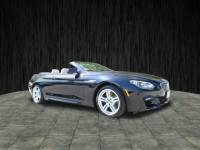 2015 BMW 640i i xDrive Convertible
