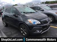 Pre-Owned 2014 Buick Encore Leather All Wheel Drive SUV