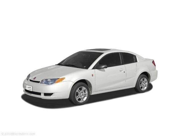 Photo 2004 Saturn Ion ION 3 Coupe