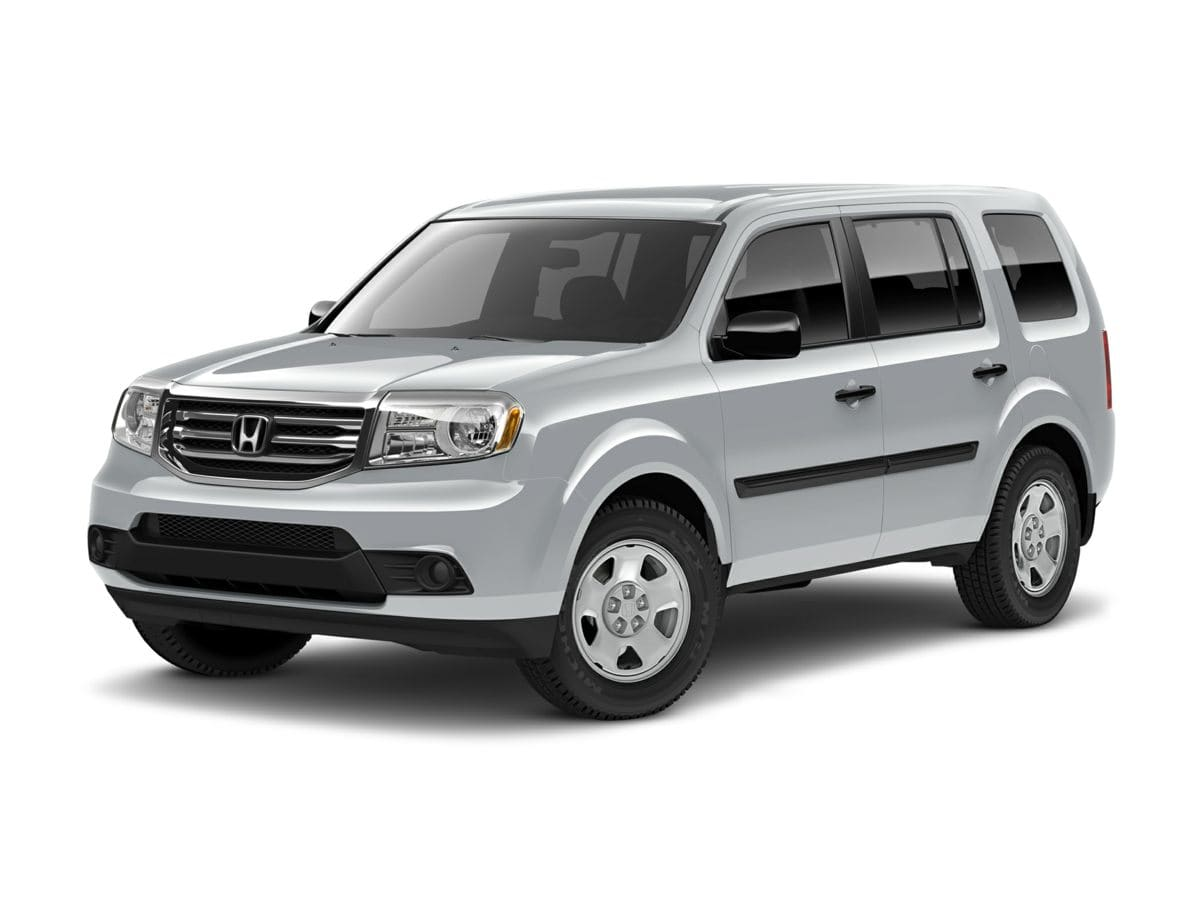 Photo 2013 Honda Pilot LX FWD SUV in Metairie, LA