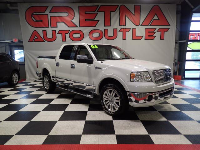 Photo 2006 Lincoln Mark LT SUPERCREW 4X4 AUTO 5.4L V8 HEATED LEATHER ROOF