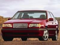 1994 Volvo 850 Sedan Front-wheel Drive