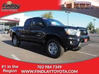 Certified Pre-Owned 2014 Toyota Tacoma STD RWD Extended Cab Pickup