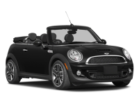 Pre-Owned 2014 MINI Cooper Convertible S Front Wheel Drive Coupe
