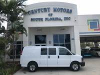 2003 Chevrolet Express Cargo Van 4.3L V6 Non Smoker Rear Cage Partition NEW Tires