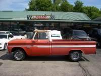 1966 Chevrolet C10 custom camper special