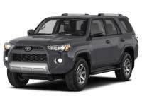 2016 Toyota 4Runner Trail Premium SUV 4x4