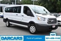 Used 2017 Ford Transit Wagon XLT 15 PASSENGER VAN Minivan/Van V6 Cylinder Engine