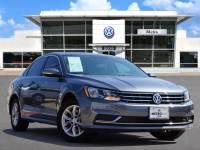 2017 Volkswagen Passat 1.8T S Sedan Front-wheel Drive