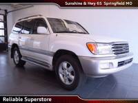 2004 Toyota Land Cruiser Base SUV 4WD For Sale in Springfield Missouri