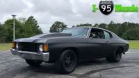 Used 1972 Chevrolet Chevelle SS 454 Clone