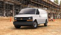 Used 2016 Chevrolet Express Cargo Van 2500 Extended Wheelbase Rear-Wheel Drive