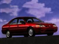 1998 Mercury Tracer LS Sedan