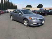 Used 2014 Acura RLX Base Sedan For Sale in Fairfield, CA