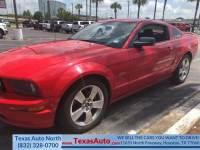 2006 Ford Mustang GT Premium Rear-wheel Drive