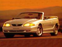Used 1998 Ford Mustang GT Convertible V8 SMPI 16V for Sale in Puyallup near Tacoma
