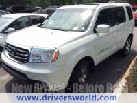 Pre-Owned 2013 Honda Pilot Touring 4WD