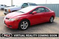 2007 Honda Civic EX Coupe for sale in Lubbock