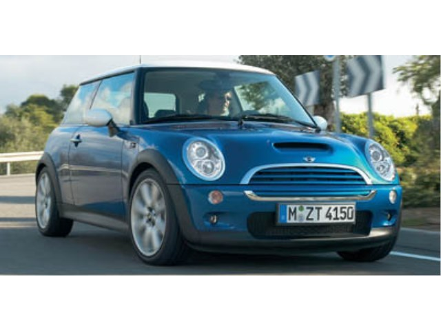 Photo 2005 MINI Cooper S S Hatchback