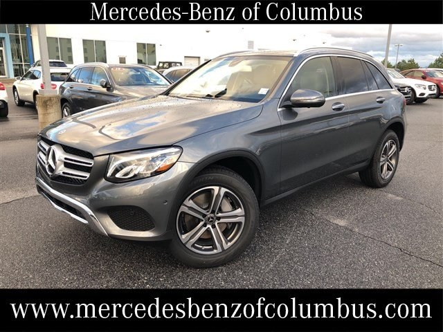 Photo Pre-Owned 2018 Mercedes-Benz GLC 300 GLC 300 SUV in Columbus, GA