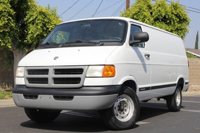 Photo 2000 Dodge Ram Van Conversion 1 OWNER LOW MILES SERVICED